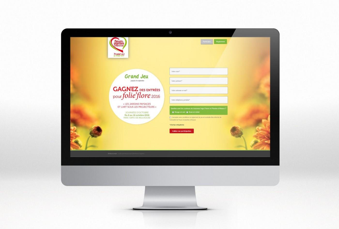 Horticulteurs fleurs et plantes d 39 alsace animation des for Site de vente de plantes