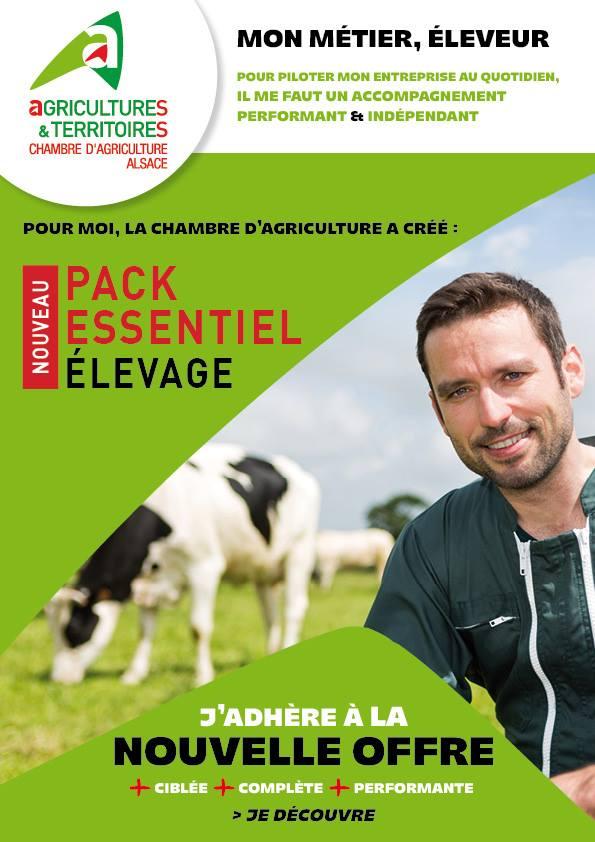 Chambre d 39 agriculture alsace d pliants pour mailing musiconair - Chambre d agriculture 49 ...